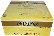 100 x Twinings Earl Grey Orginal Teebeutel Tea Classics