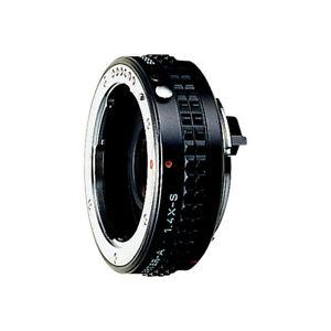 New Pentax Rear Converter A1.4X-S for K Mount Lenses - Manual Focus - 1.4x-S