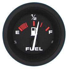 Sierra Red Amega Fuel Gauge - 57902P