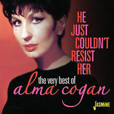 Alma Cogan : He Just Couldn't Resist Her: The Very Best of Alma Cogan CD (2016)