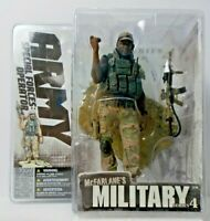 McFarlane's Military Action Figure Series 4 Army Special Forces Operator Sealed
