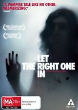 Let The Right One In (DVD, 2009)