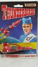 Matchbox thunderbirds Thunderbird 3 astronaut Alan Tracy