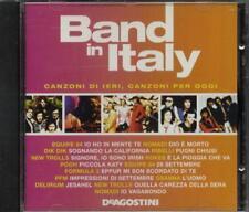 Band In Italy Canzoni Di Ieri E Per Oggi - Equipe 84/Nomadi/Pooh/Pfm Cd