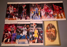 BASKETBALL CARDS By CLASSIC Futures 1993 LOT of 9 NBA