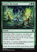 Scatter the Seeds   x4 NM Modern Masters 2015 MTG Magic Cards Green Common