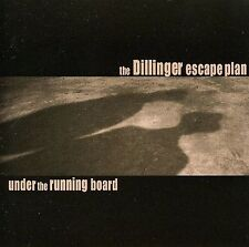 DAMAGED ARTWORK CD The Dillinger Escape Plan: Under the Running Board EP