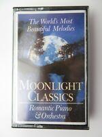 Moonlight Classics World's Most Beautiful Melodies (Cassette)