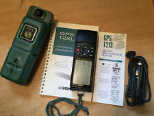 Garmin GPS 12XL with 12V Power Adapter and Floatation Belt Case