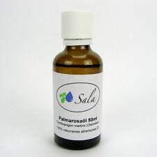 (13,00/100ml) Sala Palmarosaöl 100% naturreines ätherisches Palmarosa Öl 50 ml