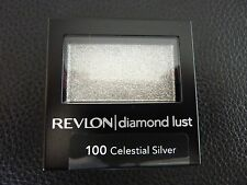Revlon Diamond Lust Eyeshadow - CELESTIAL SILVER  #100 - Brand New / Sealed