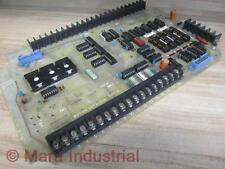 Sequential Information Systems 16681-8 Circuit Board 166818 - Used