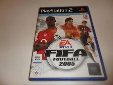 PlayStation 2  PS 2  FIFA Football 05
