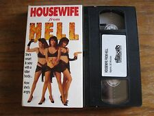 HOUSEWIFE FROM HELL VHS EROTIC COMEDY SLEAZE RON JEREMY RARE OOP 1993 TRIBORO