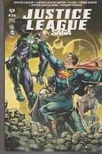 JUSTICE LEAGUE SAGA N° 24 DC Comics URBAN octobre 2015
