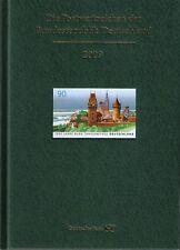 Postwertzeichen Jahrbuch 2009, mit Hologramm & SD, o. Marken