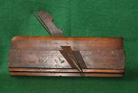 "FINE USER A.E. Baldwin 7/8"" Side Bead Woodworking Moulding Plane  Inv#PD01"