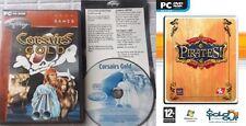 corsairs  gold & Sid Meier's Pirates!
