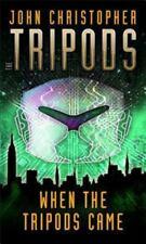 When the Tripods Came by Christopher, John, Good Book