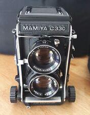 Cámara Mamiya C330 Pro