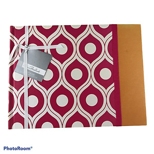 The Gift Wrap Co Guest Signature Book Multicolor NEW