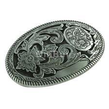 Boucle de Ceinture Tang Fleur Modèle Démodé Hippie Western Cowboy Dons Homme f159c1e2a6d