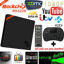 [Free keyboard + Mouse] Mini MX Red 4K HDMI Quad Cortex-A7 Android Smart TV BOX