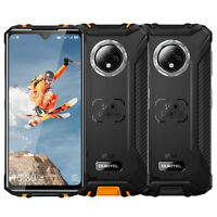 OUKITEL WP8 Pro NFC 4+64GB 5000mAh Rugged 4G Smartphone IP68 Waterproof Unlocked