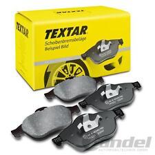 TEXTAR Pastiglie freno posteriore Mercedes Classe C w202 + E-Classe Coupe c124
