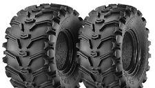 Full Set Of Kenda Bear Claw ATV Tires K299  -   25x800-12 & 25x1000-12