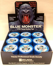 "Blue Monster PTFE Thread Seal Tape 3/4"" x1429"" 27 per box"