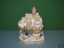 David Winter Cottages Miss Belle's Cottage Signed