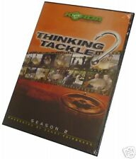 KORDA THINKING TACKLE SEASON 2 / CARP FISHING DVD
