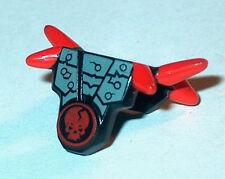 ARMOR Lego Ninjago Shoulder Breastplate/ Red Spikes/ Skull Pattern NEW Frakjaw