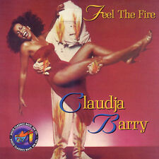 Claudja Barry ‎– Feel The Fire (1979) CD RARE DISCO DONNA SUMMER/MORODER NEW