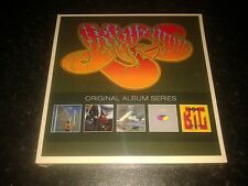 YES - ORIGINAL ALBUM SERIES  5 CD SET NEW AND SEALED 2013 WARNER