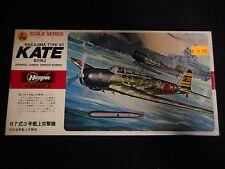 """Hasegawa - Nakajima Type 97 """"Kate"""" B5N2 (1:72)"""