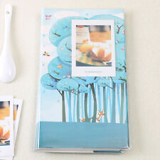 84Pocket Album Photo Name Cards Case For FujiFilm Size Instax Mini Film UK_GG