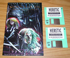 Enchanter/Heretic Bundle Pack VF/NM comic with video game from creators of DOOM