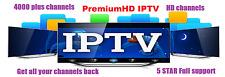 IPTV 1 mois HD abonnement Trial SmartTV Android MAGBOX ZGEMMA Firestick