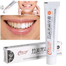 Bambou Noir Charbon Dentifrice Blanchiment des dents Hygiène Nettoyage RK