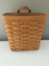 Longaberger Mail Basket 1996 with Protector D1