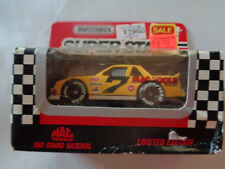 Matchbox Super Stars 1992 Grand National #7 Harry Gant Mac Tools Racing