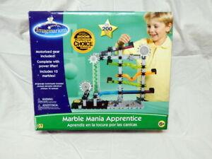 Imaginarium Marble Mania Apprentice/Marble Run - 200+ pieces, w/ Power Lifter
