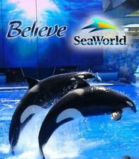 up$25 SeaWorld San Diego $70 Ticket + 2nd Day FREE & Fun Pass Discount Promo