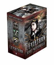 Leviathan: Leviathan; Behemoth; Goliath: By Westerfeld, Scott