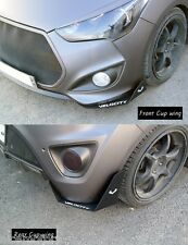 Morris Front Rear Cup Wing Body Kit For Hyundai Veloster turbo only 2012 2016
