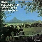 "Joseph Haydn: The ""Sun"" String Quartets, Op. 20 Nos. 4,5,6 (1992)"