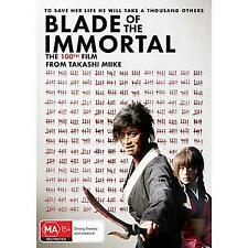 Blade Of The Immortal (DVD, 2018) Brand New and Sealed Region 4 🔥🔥