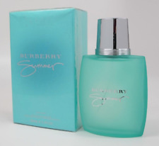 Burberry Summer by Burberry 3.4 oz Eau De Toilette Spray (2013) for Men/